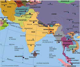 Histoire des relations entre l'Inde et le Pakistan (1ère partie)