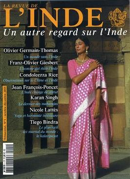 Interview de François Gauthier, rédacteur en chef de la Revue de l'Inde