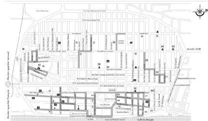 L'architecture de Pondichéry et sa préservation
