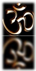 'Om', symbole de l'absolu