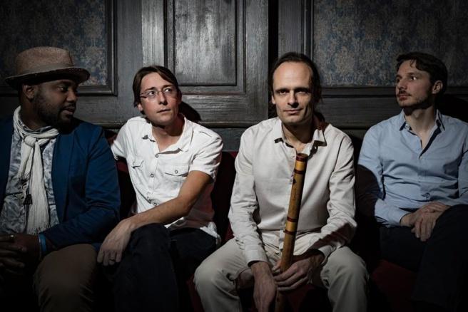 Un quartet de jazz autour d'une flûte indienne bansouri - Arcana - The Indo-jazz sessions