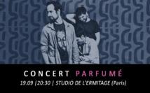 🌸 Quand l'Inde et le Jazz s'entremêlent - Concert Parfumé le 19 septembre @Studio de l'Ermitage 🌸