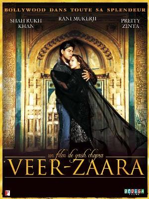affiche de Veer Zaara