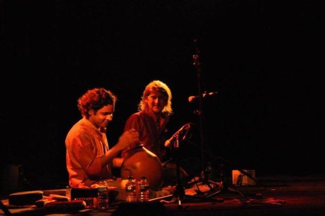 Concerts de Bamboo Clay du 20 novembre au 4 décembre en Europe