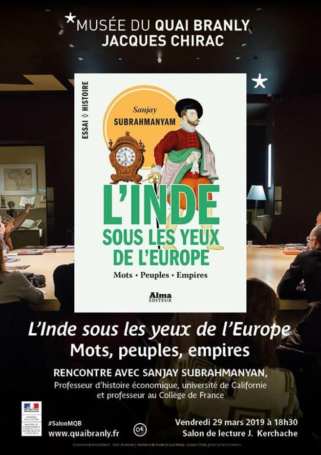 Conférence L'Inde sous les yeux de l'Europe