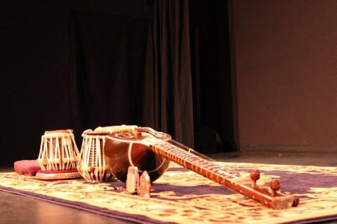Musique Khayal de l'Inde du Nord, Sitar et Tabla, Mardi 16 avril 2019