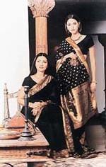Un vêtement résolument indien et sensuel : Le Sari