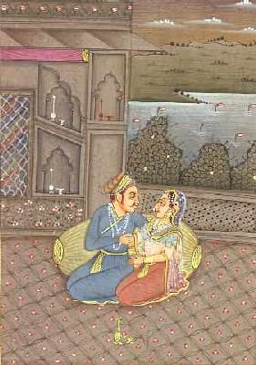L'amour et la passion dans l'art et la littérature indienne ou 'l'Inde du Tendre'