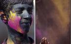 La fête de Holi en Inde