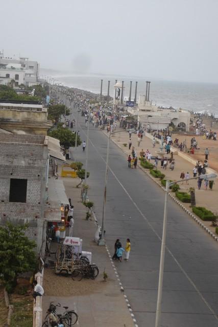 Mon séjour à Pondichéry.