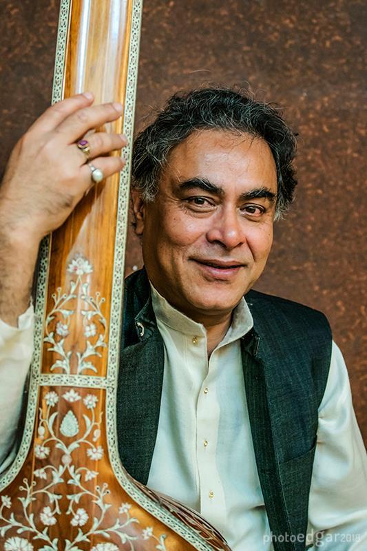 Pandit Nirmalya Dey, maître du chant Dhrupad en concert le 8 novembre sur la Péniche Anako, Paris 19eme