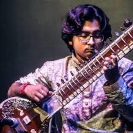 Concert de sitar - Musique de l'Inde du Nord le dimanche 11 novembre de 18 à 19h