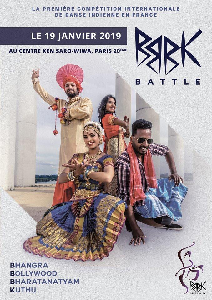 Compétition de danse BBBK -le 19 janvier 2019