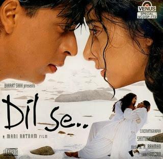 """La rubrique cinéma d'ALL - Le film """"Dil Sé"""" de Mani Ratnam"""