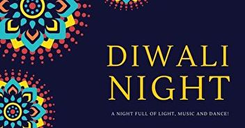 Diwali & International Party - a night of light, music & dance