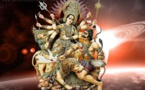 Que célèbre-t-on pour Durga Puja ?