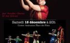 Spectacle de danse Bharata Natyam le 18 décembre 2018 par Anusha Cherer et ses étudiants